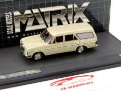 Mercedes-Benz W115 Binz Station wagon Year 1974 beige 1:43 Matrix