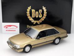 Opel Senator A2 3.0 CD Baujahr 1984 beige metallic 1:18 BoS Models