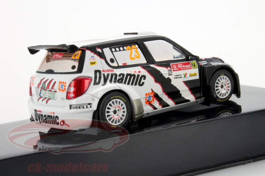 Skoda Fabia S2000 #23 Tercero S-WRC Mitin Portugal 2010 1:43
