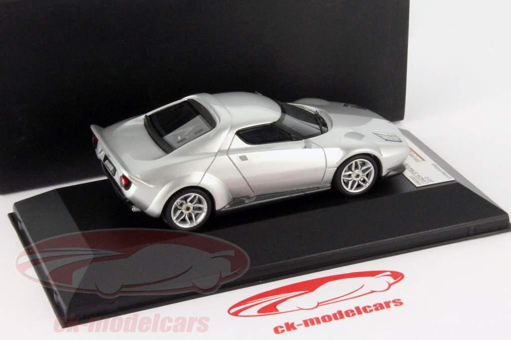 Lancia Stratos Ano 2010 prata 1:43 Premium X