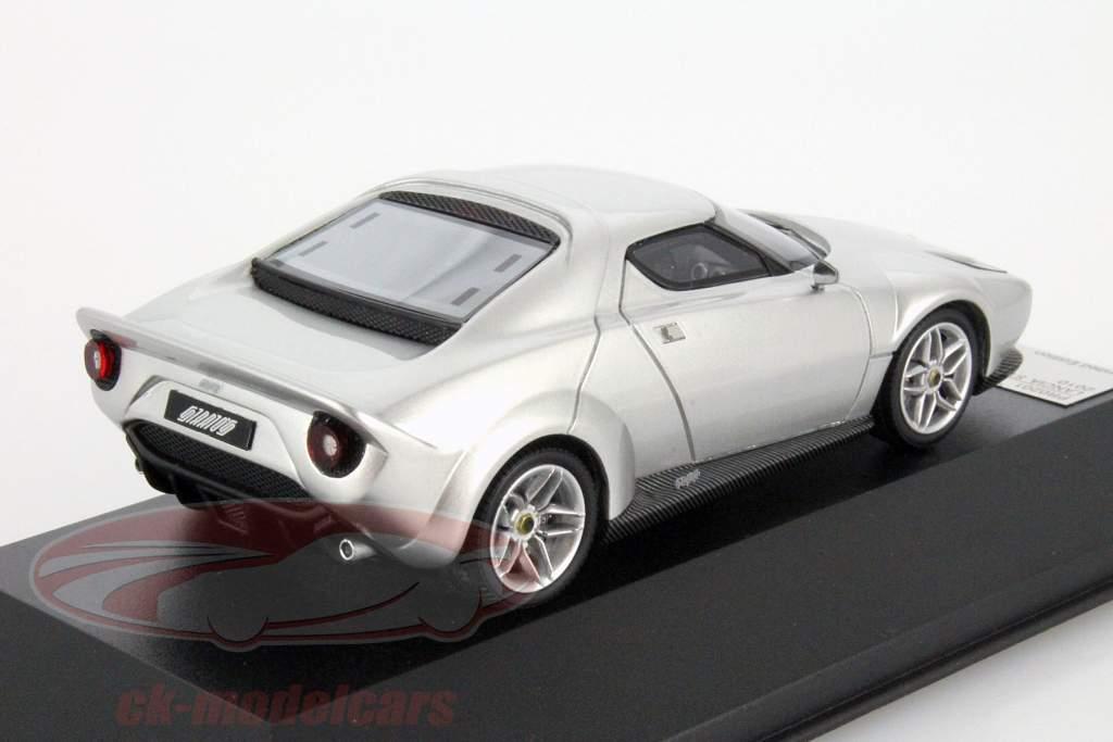 Lancia Stratos Año 2010 plata 1:43 Premium X