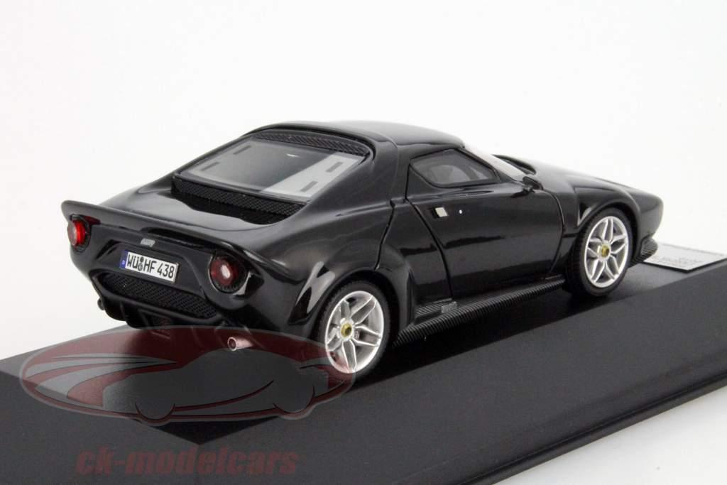 Lancia Stratos År 2010 sort 1:43 Premium X