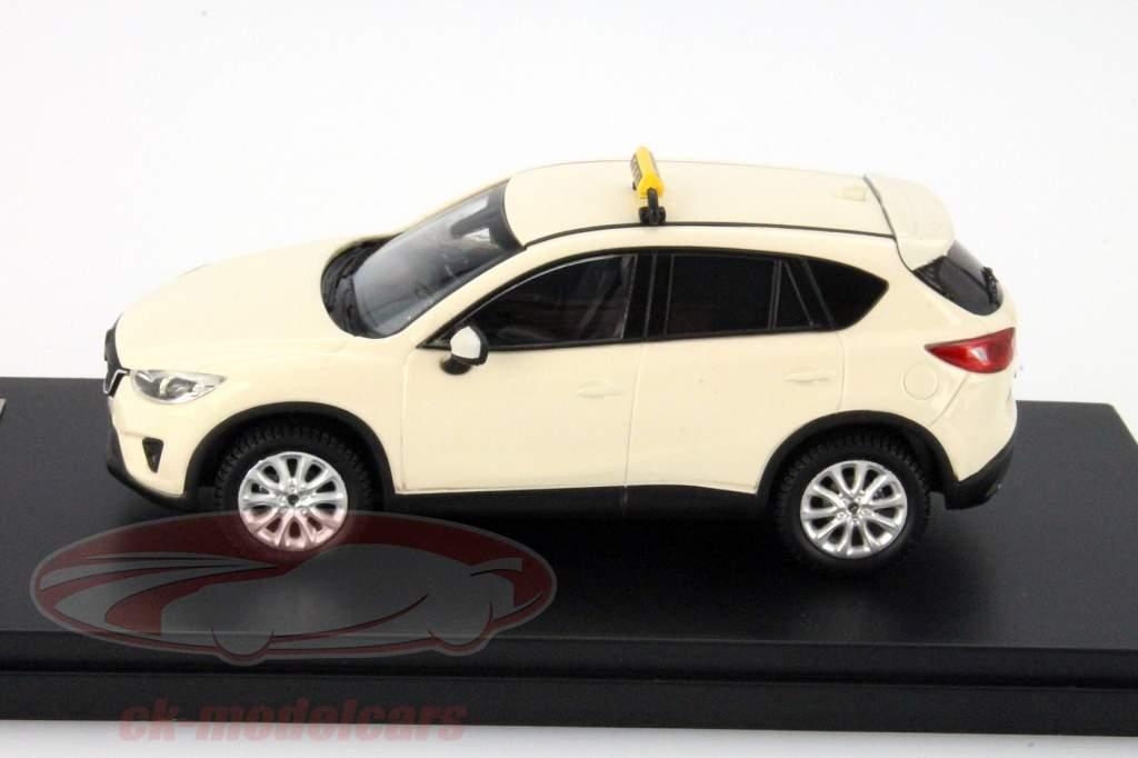 Mazda CX-5 año 2012 Taxi 1:43 Premium X
