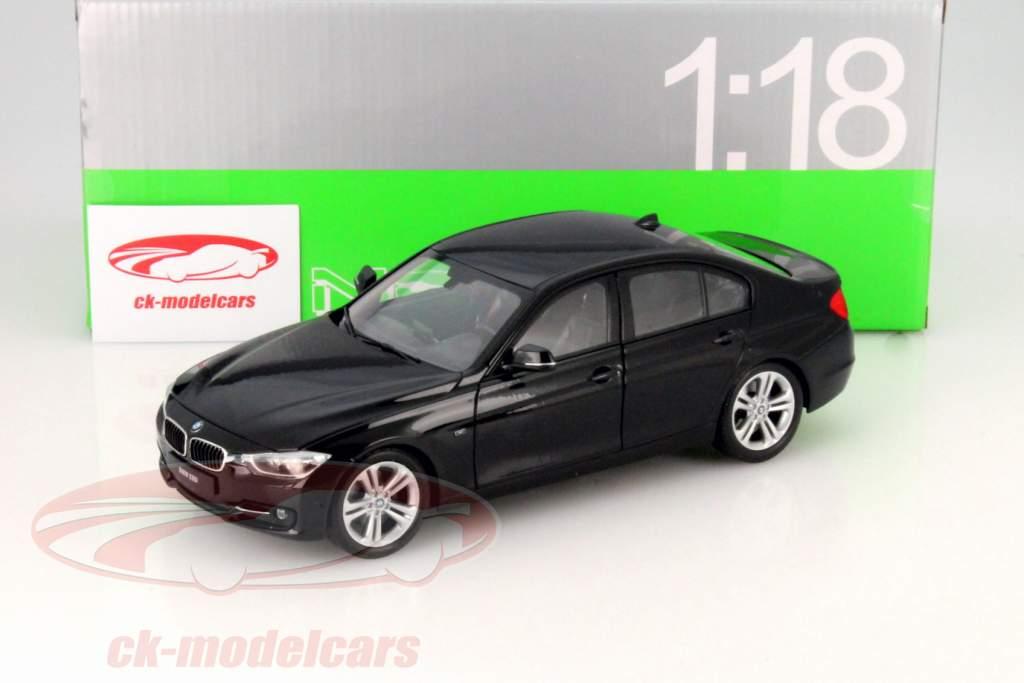 Welly 1 18 Bmw 335i F30 Year 2010 Black 18043 Model Car 4891761180430