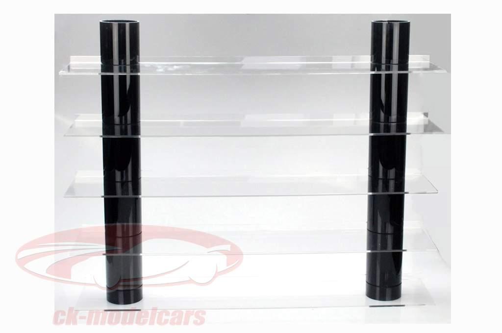 Conselho de suspensão Topo Vista com preto Colunas SAFE