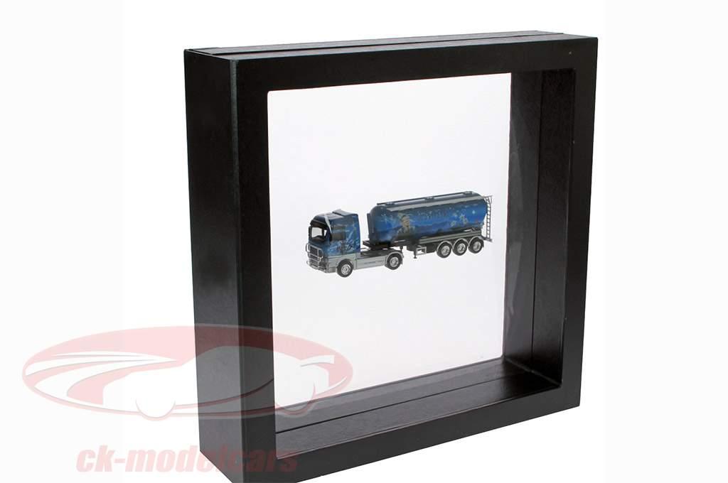 Floating Boxes nero 305 x 305 mm SAFE