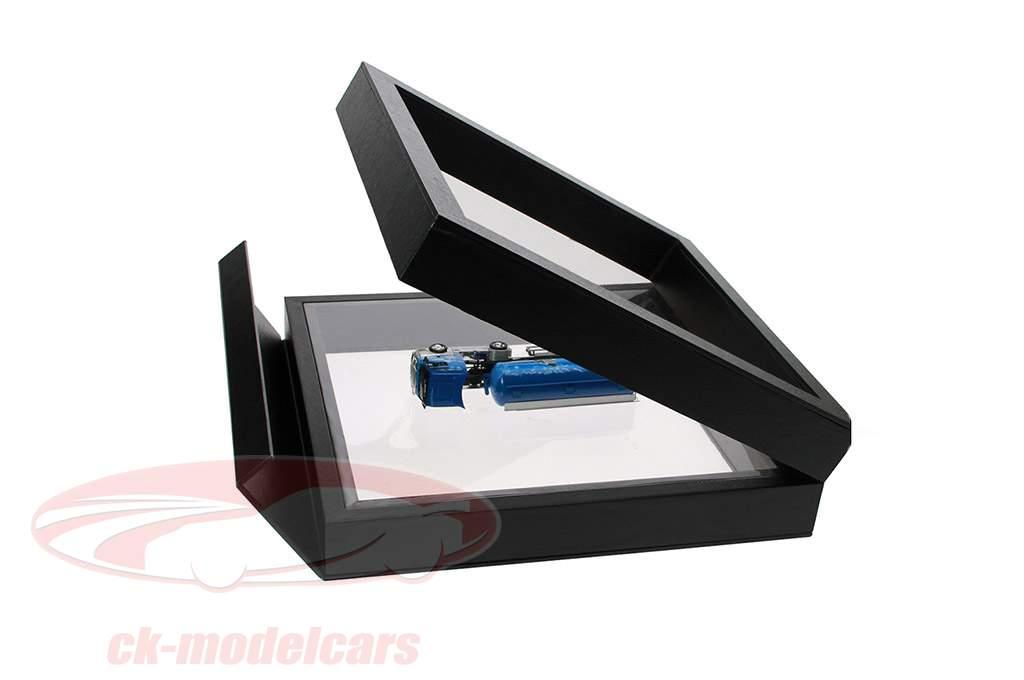 Cajas flotante negro 305 x 305 mm SAFE