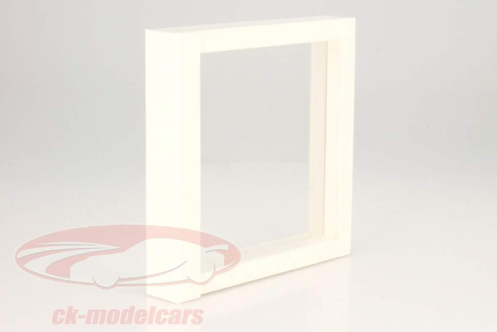 Cajas flotante blanco 130 x 130 mm SAFE