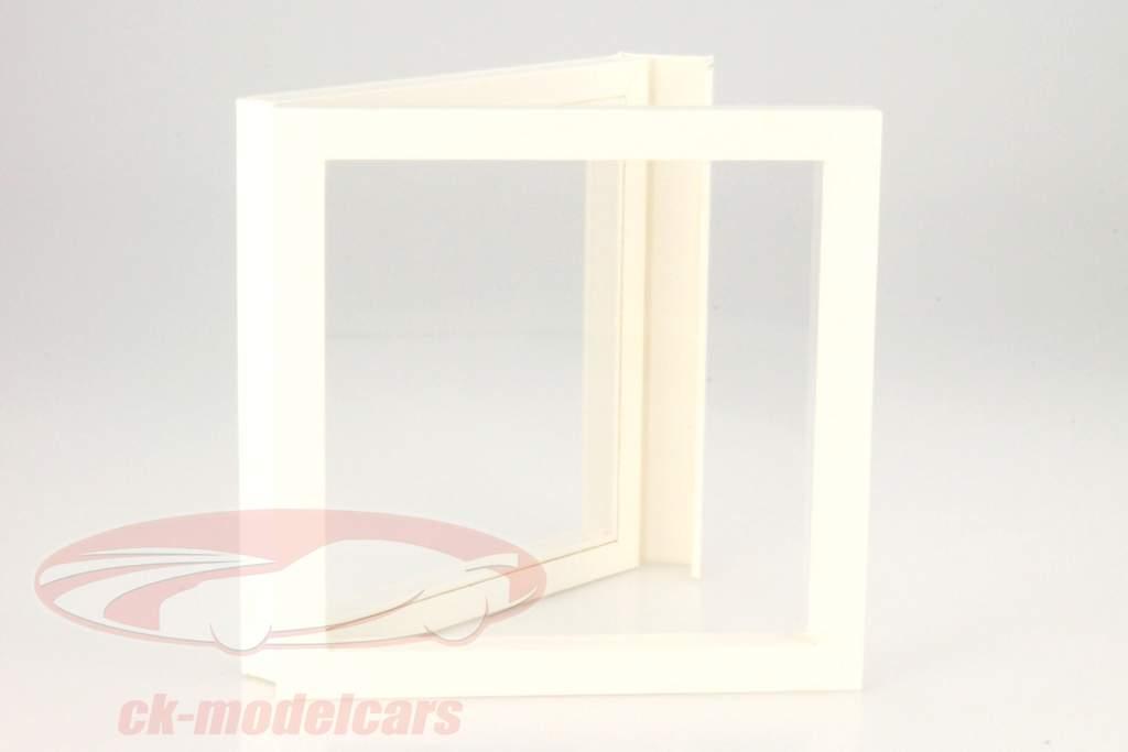 Schweberahmen weiß 180 x 180 mm SAFE