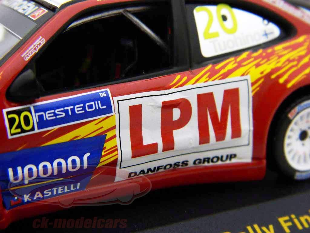 Citroen Xsara WRC #20 Rally Finland 2006 1:43 Ixo