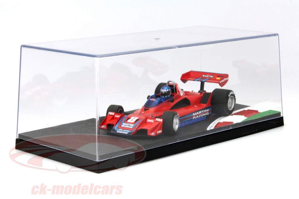 1 pièce boîte pour voitures miniatures avec circuit et curb 1:18 Triple9