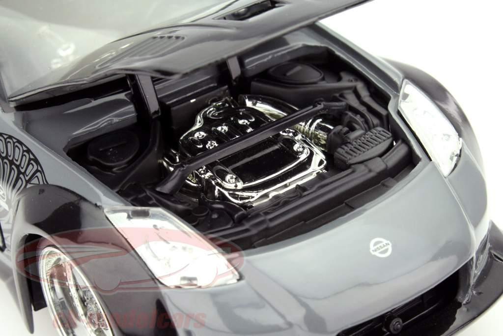 Nissan 350Z film Fast and Furious Tokyo Drift 2006 1:24 Jada Toys