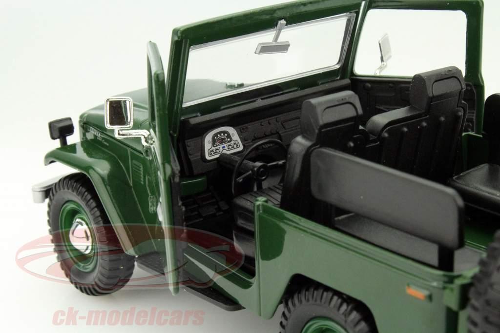 Toyota Land Cruiser FJ40 vert 1:24 MotorMax