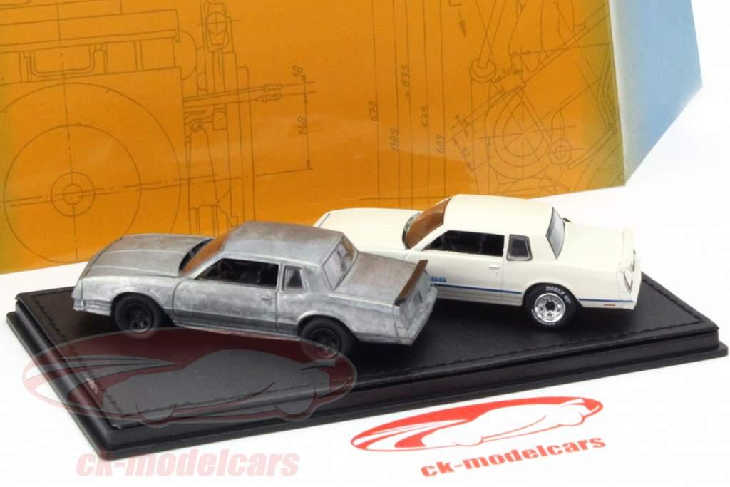 Chevrolet Monte Carlo SS Año 1981-84 pulimento / cubiertos 1:64 Greenlight