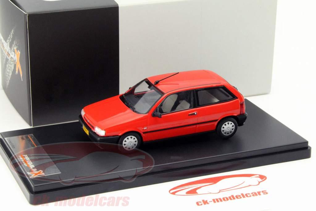 Fiat Tipo 3 portes année 1995 rouge 1:43 Premium X