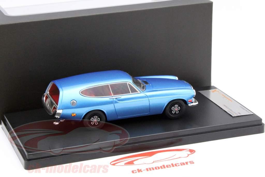Volvo P1800 ES Rocket anno 1968 blu 1:43 Premium X