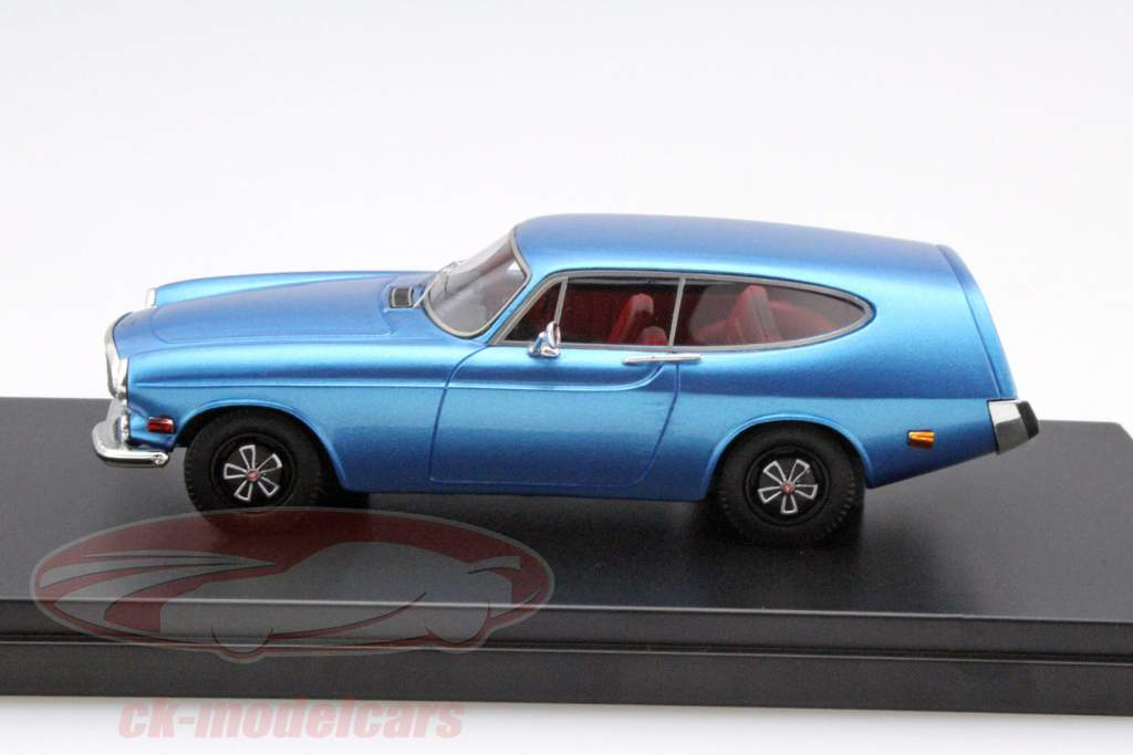 Volvo P1800 ES Rocket Baujahr 1968 blau 1:43 Premium X