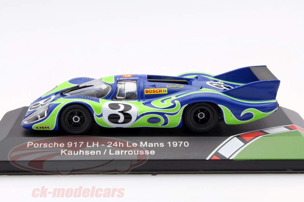 Porsche 917 LH #3 2nd 24h LeMans 1970 Kauhsen / Larrousse 1:43 CMR