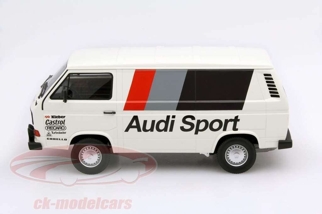 premium classixxs 1 18 volkswagen vw t3 van audi sport. Black Bedroom Furniture Sets. Home Design Ideas