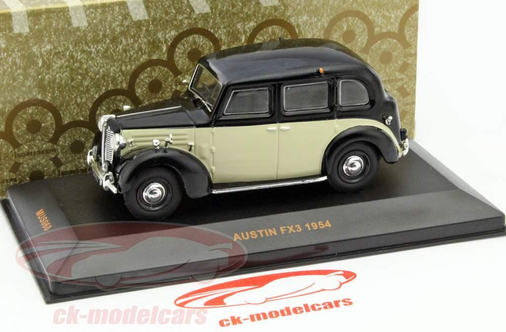 Austin FX3 1954 IXO MUS060 1:43 Diecast coche a escala