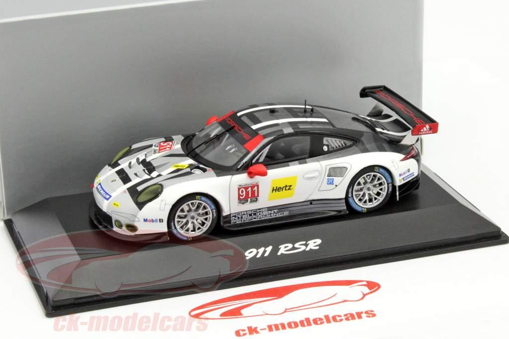 Porsche 911 (991) GT3 RSR #911 24h Daytona 2016 1:43 Spark