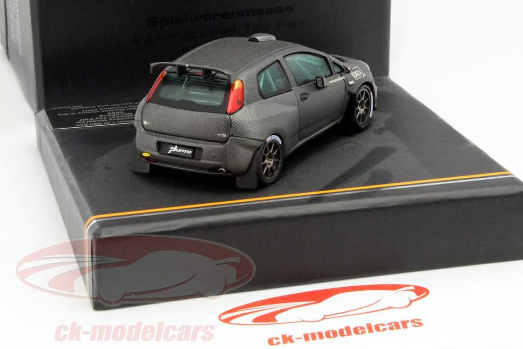 Fiat Punto Rallye Condroz 2007 Toy Fair Nürnberg 2008 1:43 Ixo