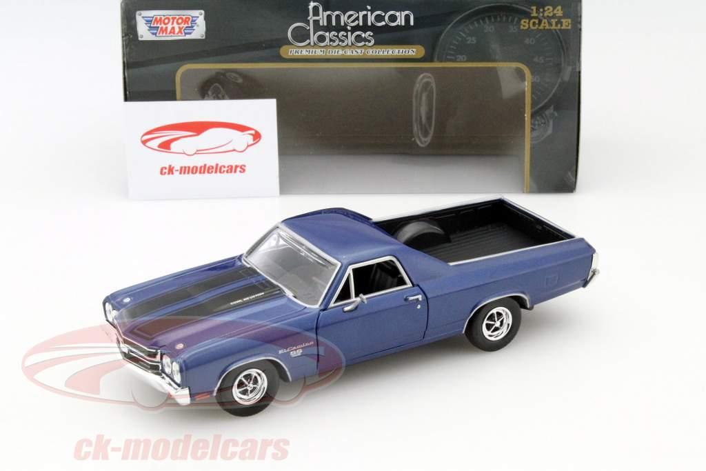 MotorMax 1:24 Chevrolet El Cam...
