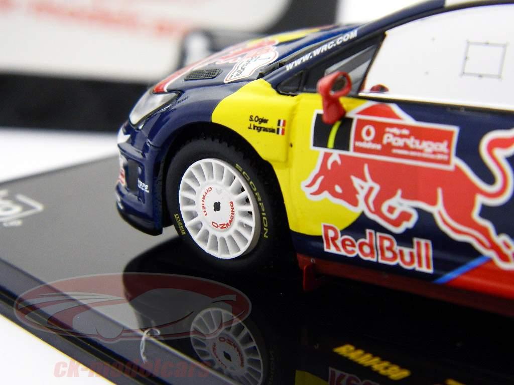 Citroen C4 WRC #7 Ogier Ingrassia Vincitore Portogallo Rally 2010 1:43 Ixo