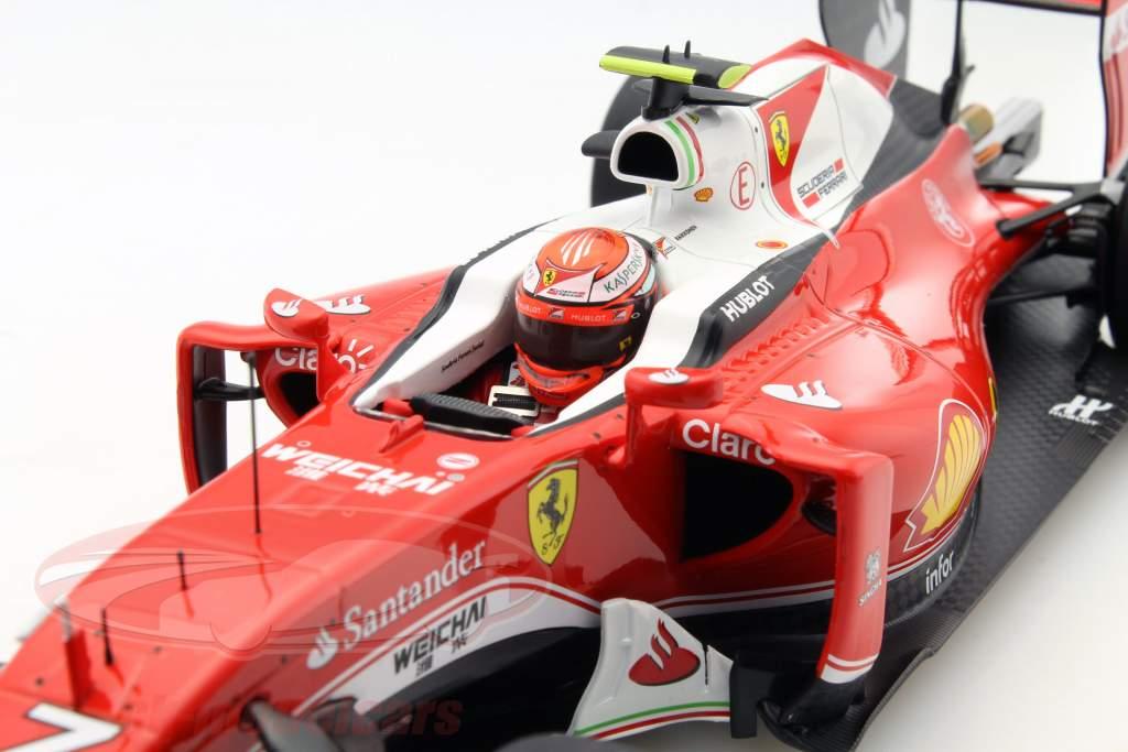 Kimi Räikkönen Ferrari SF16-H #7 Australia GP formula 1 2016 1:18 BBR