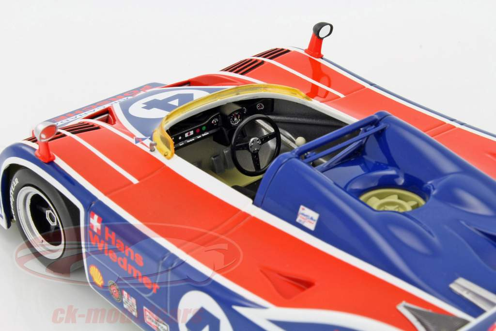 Porsche 917/10 #4 2nd Mosport Can-Am 1973 Hans Wiedmer 1:18 Minichamps