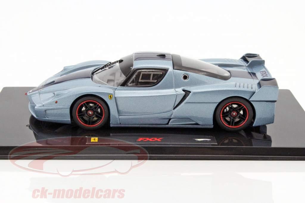 Ferrari FXX blau 1:43 HotWheels Elite