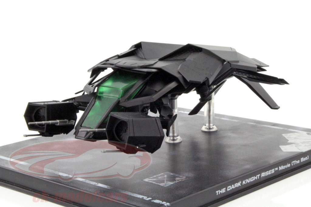 The Bat Movie The Dark Knight Rises 2012 1:43 Altaya