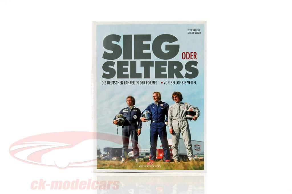 book: Sieg oder Selters van Ferdi Kräling en Gregor Messer