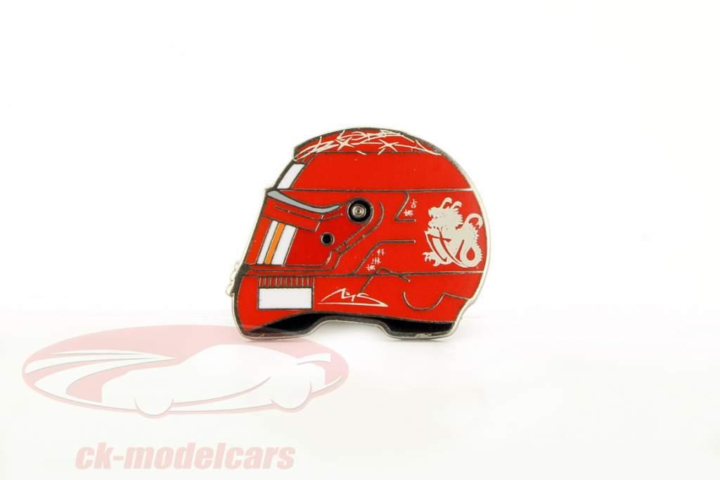 Michael Schumacher Helm Pin Weltmeister Formel 1 2006