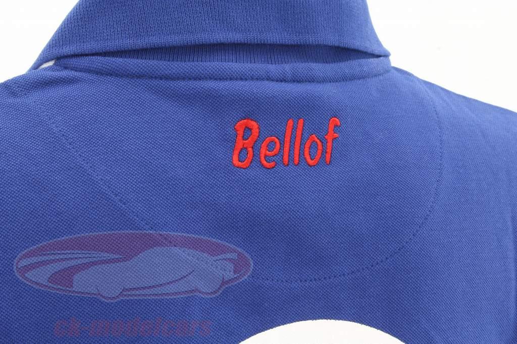 Stefan Bellof polo regazo registro 6:11.13 min azul / blanco