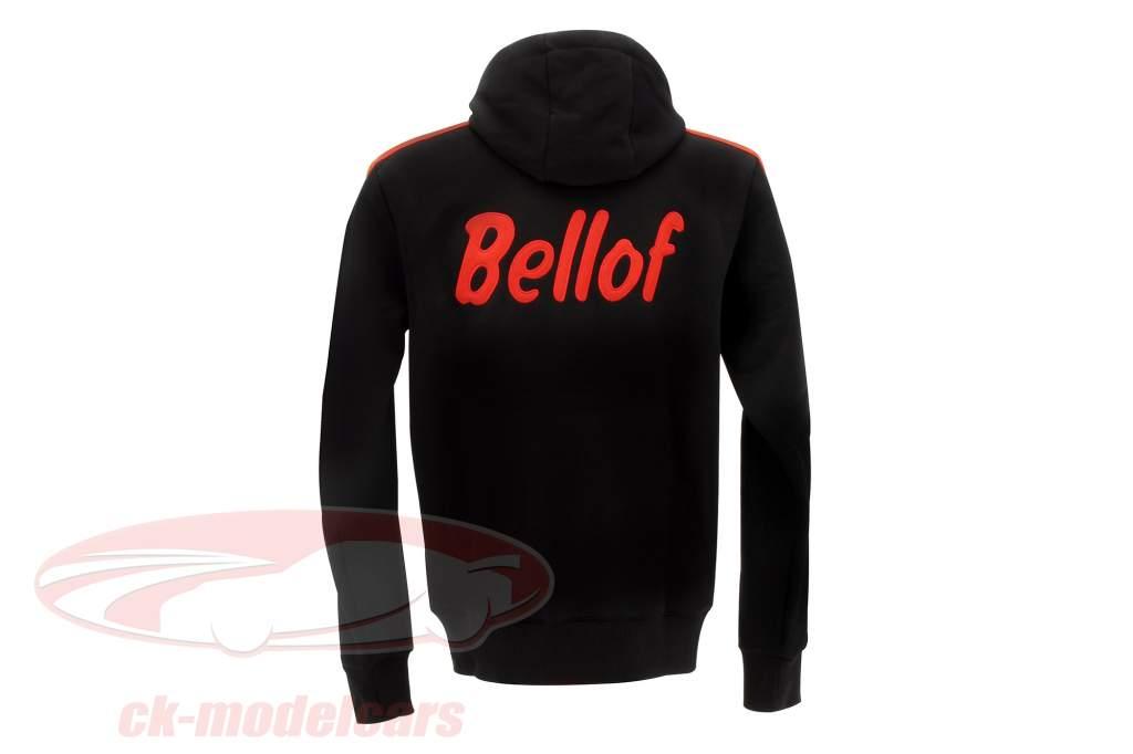 Stefan Bellof sudor chaqueta casco Classic Line negro / rojo / amarillo