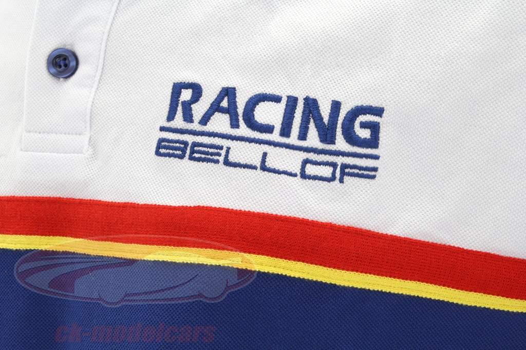 Stefan Bellof polo giro record 6:11.13 min blu / bianco