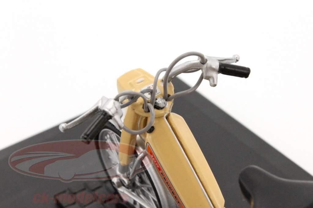 Peugeot 103 L anno 1972 beige 1:18 Norev