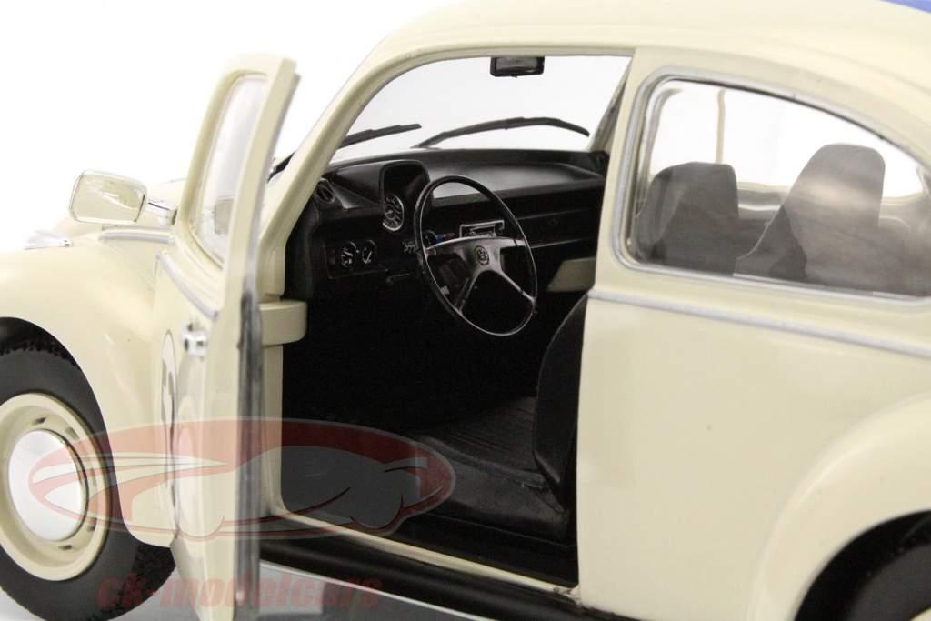 Volkswagen VW Käfer #53 Herbie cream 1:18 Solido