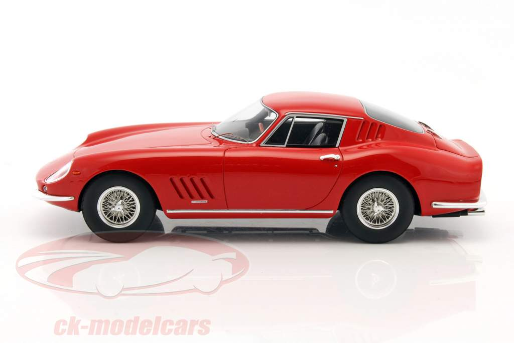 Ferrari 275 GTB rood 1:18 CMR
