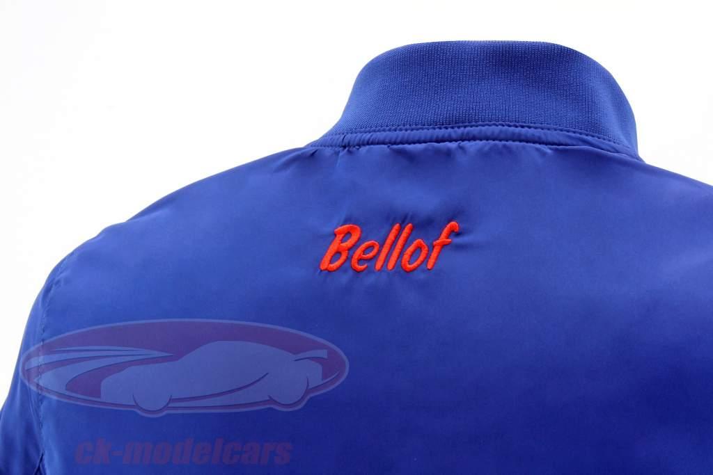 Stefan Bellof Racing blouson jakke blå
