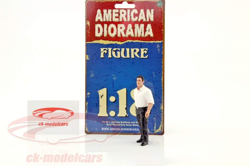 70er Jahre figura III 1:18 American Diorama