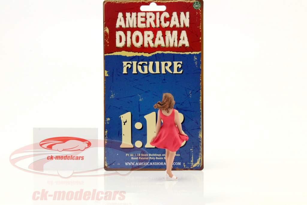 70er Jahre figuur VIII 1:18 American Diorama