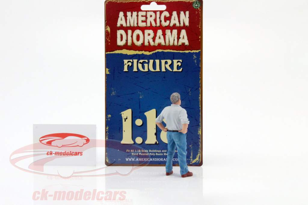70er Jahre cifra V 1:18 American Diorama