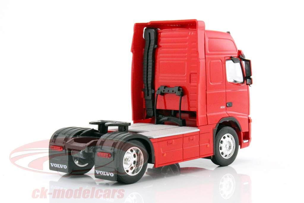 Volvo FH12 Globetrotter XL rojo 1:32 Welly