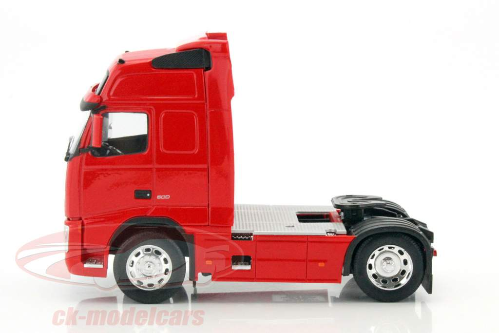 Volvo FH12 Globetrotter XL rood 1:32 Welly