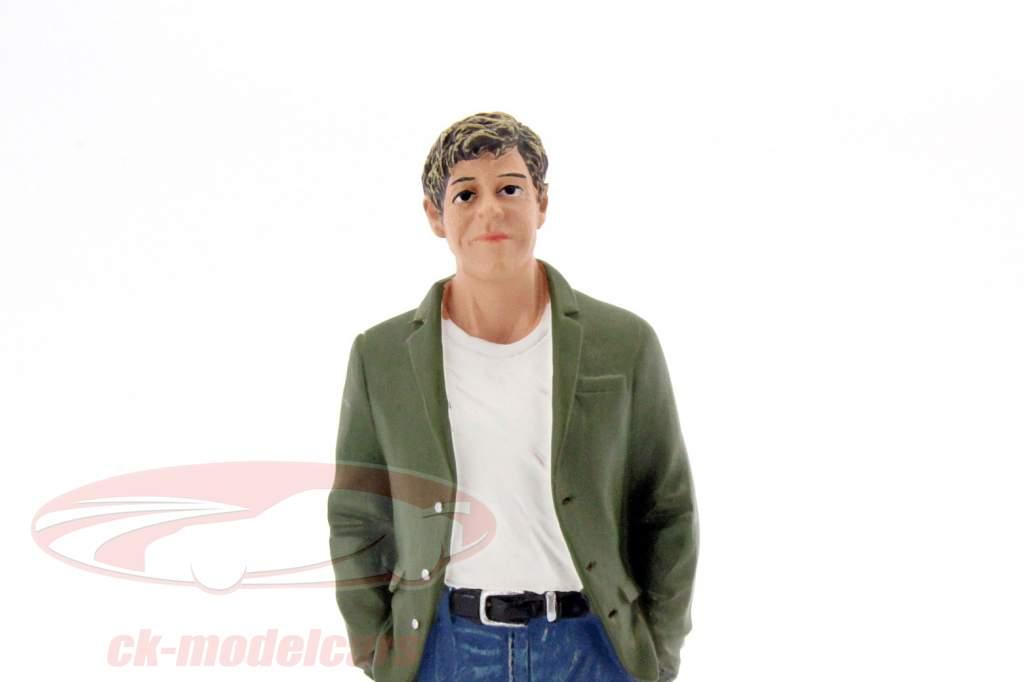 70er Jahre figure VII 1:18 American Diorama