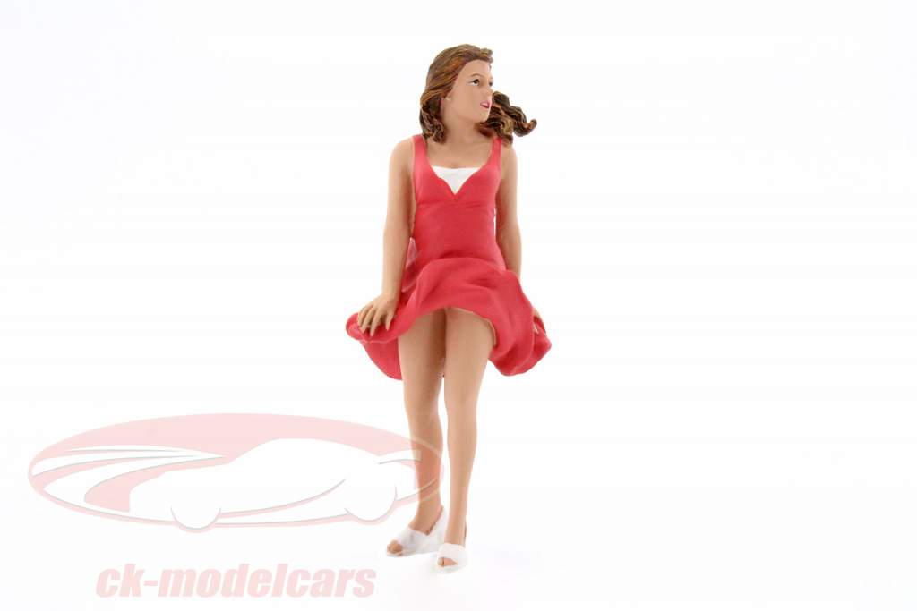 70er Jahre figura VIII 1:18 American Diorama