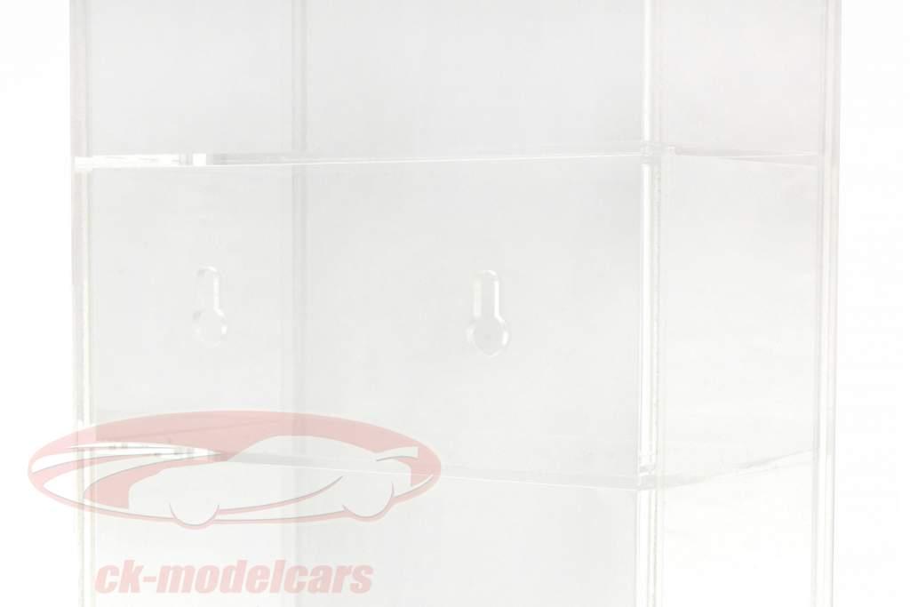 modèle de voiture tour vitrine montage mural pour 10 modèles 1:43 SAFE