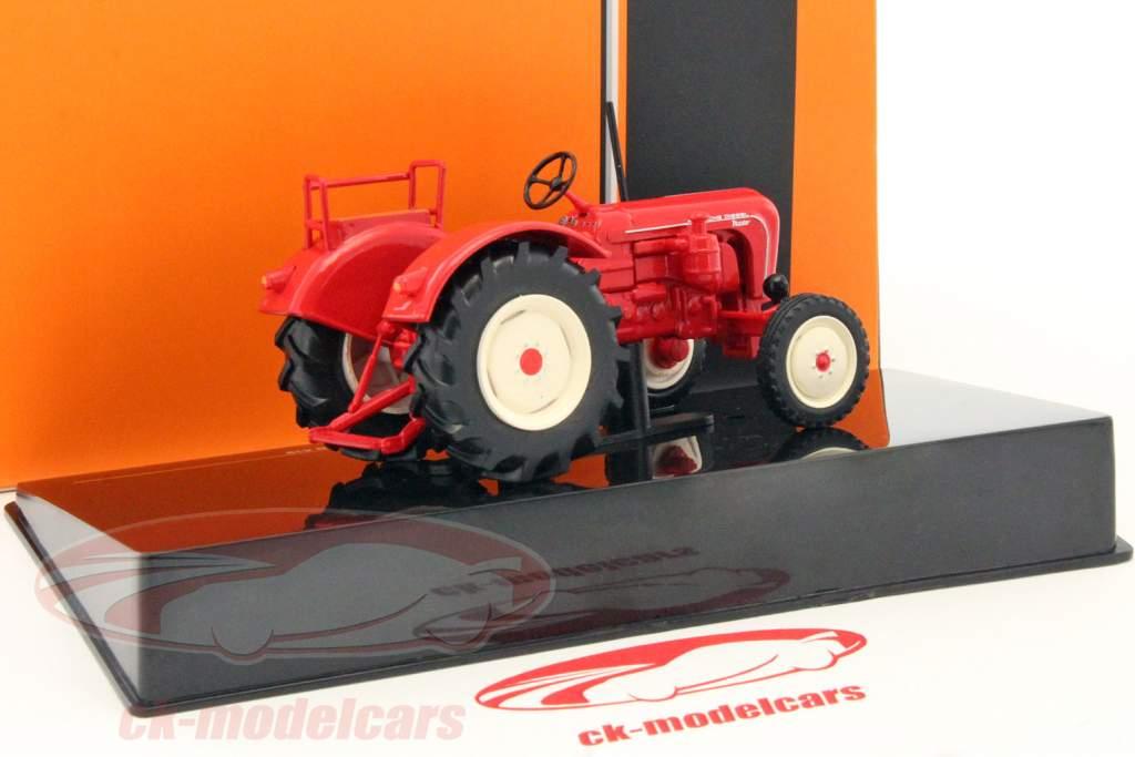 Porsche Master N 419 year 1962 red 1:43 Ixo